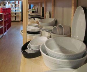 Nuovo showroom attrezzatura grande distribuzione alimentari