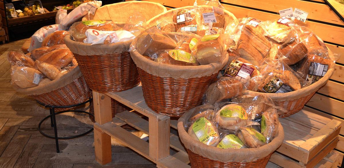 Allestimento settore panetteria per la grande distribuzione GDO